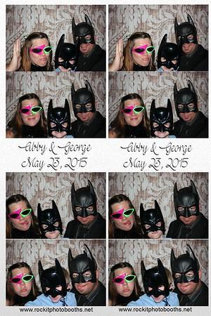 Abby & George  5.23.15