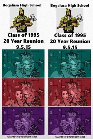 BHS Class of 95 Reunion 9.5.15