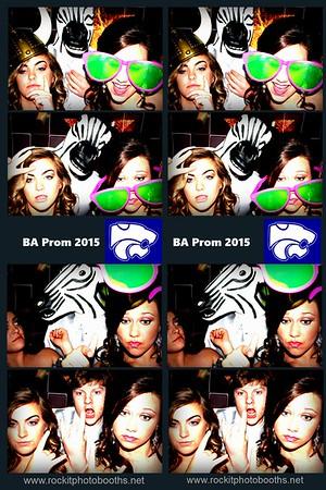 Brookhaven Academy Prom 2015