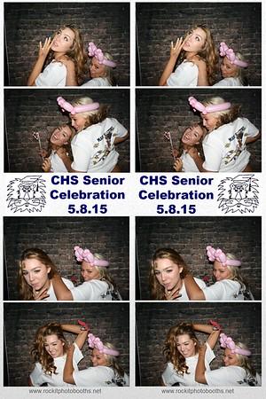 CHS Senior Celebration 5.8.15