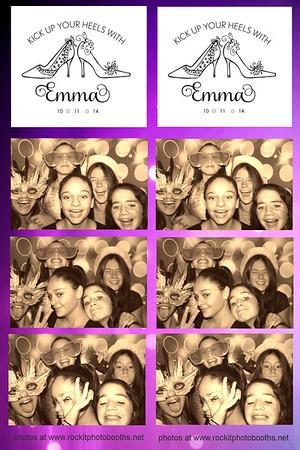 Emma's Bat Mitzvah 10.11.14