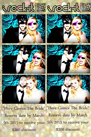 Here Comes The Bride Expo 3.1.15