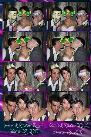 Jamie & Russell Lloyd 3.28.15